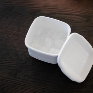 ほんの少しの贅沢と手軽さ、お店の氷と製氷皿