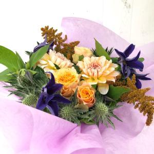 退職のお祝いに贈るお花