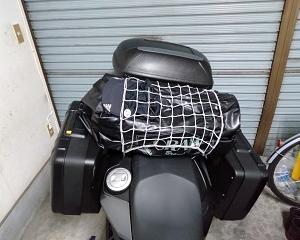 バイクでお出かけ【北軽井沢アースマイルビレッジ】グループキャンプその1