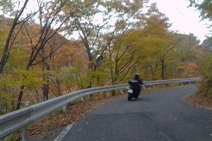 バイクでお出かけ【ツーリングプラン東北・常磐道コースミニ】栃木へ~紅葉ツーその2