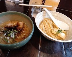 札幌・学園前【札幌つけ麺 風來堂】