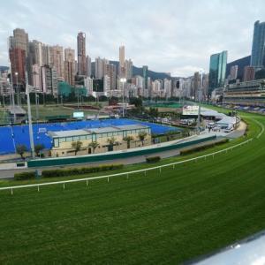 香港競馬リポート(1)ハッピーバレー競馬場