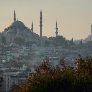 トルコ世界遺産の旅Ⅶーイスタンブール(1)旧市街