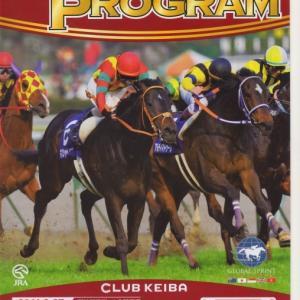 競馬コレクションーレーシングプログラムⅧ(2011,2012)オルフェーブル、ヒルノダムール、ブエナビスタ、ビートブラック、ディープブリランテ、ゴールドシップ
