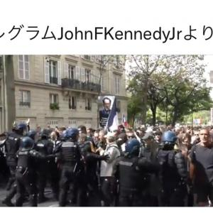 今、世界は自由の為に闘っている!!