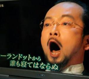 日本のトップテノール歌手福井敬は奥州市水沢出身♪NHKクラシック音楽館にトリで出演♪