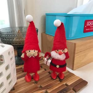 クリスマスのかわいいお人形