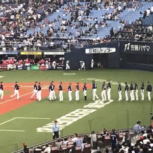 松本航君 初登板初勝利 おめでとう・・・・!!!!