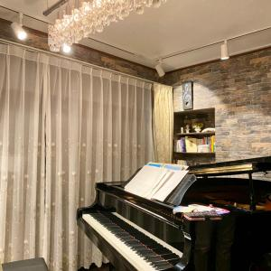 ピアノサロンコンサート 麩屋町ほん田