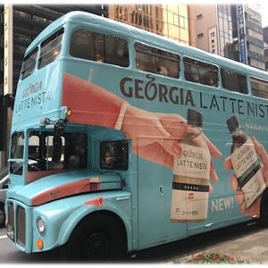 貸切りロンドンバスで東京ナイトクルージング?