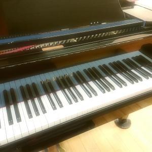 土日のピアノと、1/11/11‼️