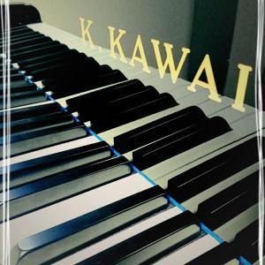 今日のピアノ