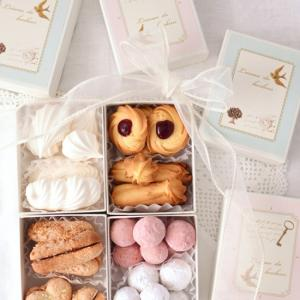 お菓子の通信講座「クッキーBOX」