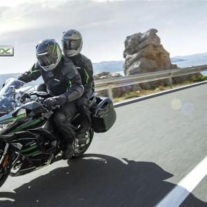 カワサキ 新型「Ninja 1000SX」発表 国内導入は2020年初夏
