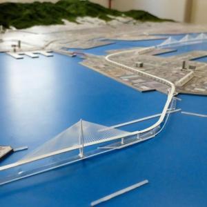 阪神高速湾岸線が西に延びるぞ 総事業費500000000000円
