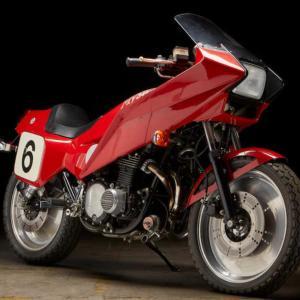 【オートバイ】1980カワサキKZ1000ターボがオークションにかけられます