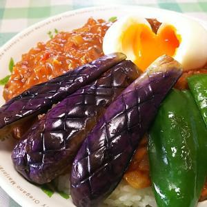 焼き夏野菜(≧▽≦)