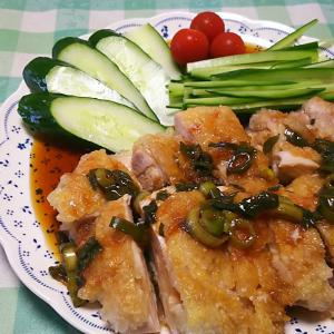 油淋鶏ヾ(≧∇≦)