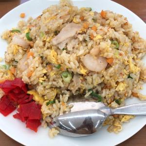 【食べ歩き】「中国料理 香港 来住店」やきめし:松山市