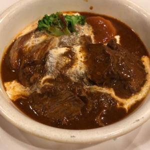 【食べ歩き】「ジャックと豆の木」ビーフシチュー:松山市