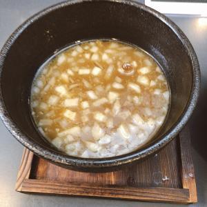 【つけ麺】「麺や 鐵」つけ麺:松山市