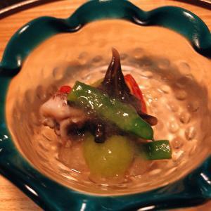 【食べ歩き】「草庵 田なか」おまかせコース:松山市