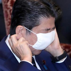 【恥の上塗り】布マスク8千万枚、今後さらに配布 不要論噴出でも…9業者に発注済