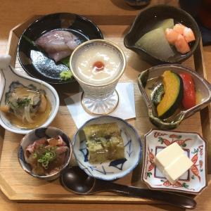 【食べ歩き】「和食 みよし」点心のランチ4:松山市