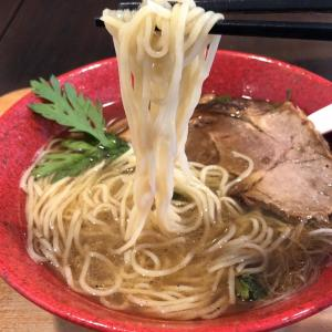 【ラーメン】「彩食堂」塩ラーメン:松山市