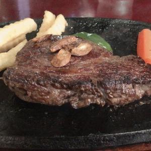 【食べ歩き】「ビーフレストラン ウエノ」テンダーロインステーキ200g :髙松市