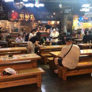 【食べ歩き】「ひろめ市場」がガラガラ:高知市