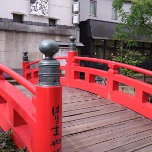 高知県はりまや橋 わんちゃんも