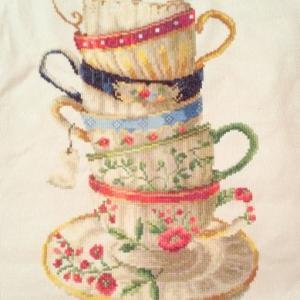 Elegant Tea Cups #02