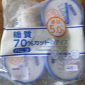 糖質70%カットのアイスバニラ シャトレーゼ 感想