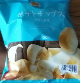 big-A ポテトチップス うすしお味 感想