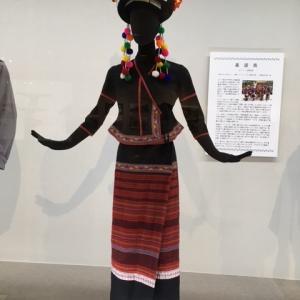 雲南省西双版納の少数民族展