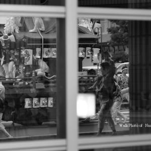 散歩写真「秋祭りの日」:葛城市長尾