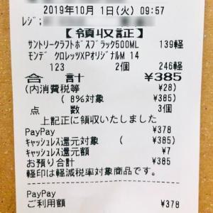 【祝増税】日本人さん達「増税で安くなった。逆にお得!」「もう現金使わない」絶賛 キャッシュレス還元で(※来年6月まで)