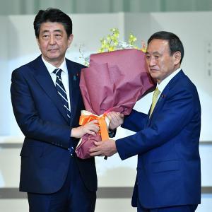 菅新総裁を緊急霊視! 霊能者・山口彩氏「日本は暗闇です」