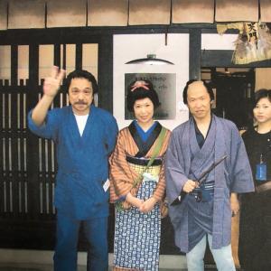 京都西陣で町娘に〜(笑)