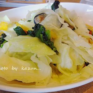 ジョリーパスタで2/3日分の野菜摂取!!
