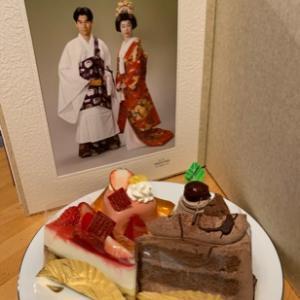 なんと❗️銀婚式のわたしたち