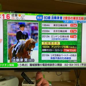 東京オリンピックですね!
