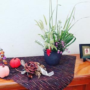 秋のレッスン室…そして先生方とのお茶会と講座