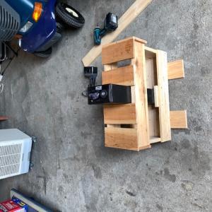 フォークリフト用バッテリー  VCF4N  宮崎市 リードマスター 再生バッテリー
