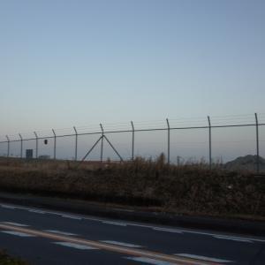 柵の向こうは、「アメリカ」・箱根