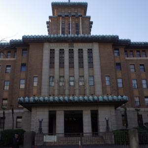 戦前の残る街・横浜(コロナ対策ソング集発見!)