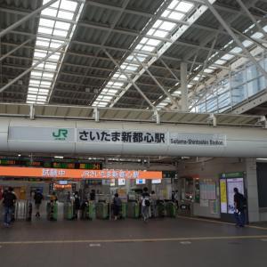 あの新都心とて、一歩入れば、中仙道