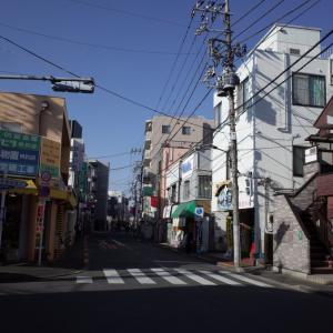 「旧・早稲田」を行く。