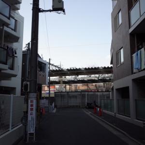 旧・早稲田の終わり、、、ここだったとはねぇ〜